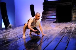 Liam Lane - The Tempest performed at the Unicorn Theatre