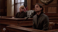 Liam Lane as Brian Dancy in Law & Order:SVU